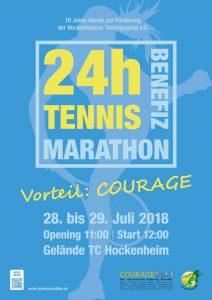 24 - Stunden Tennis Marathon
