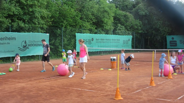 Ballschule TC Hockenheim 2018