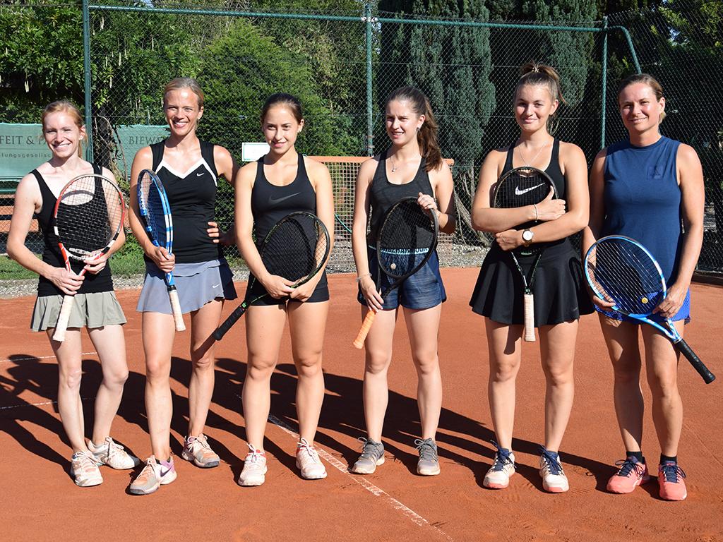 Damen-Mannschaft 2018