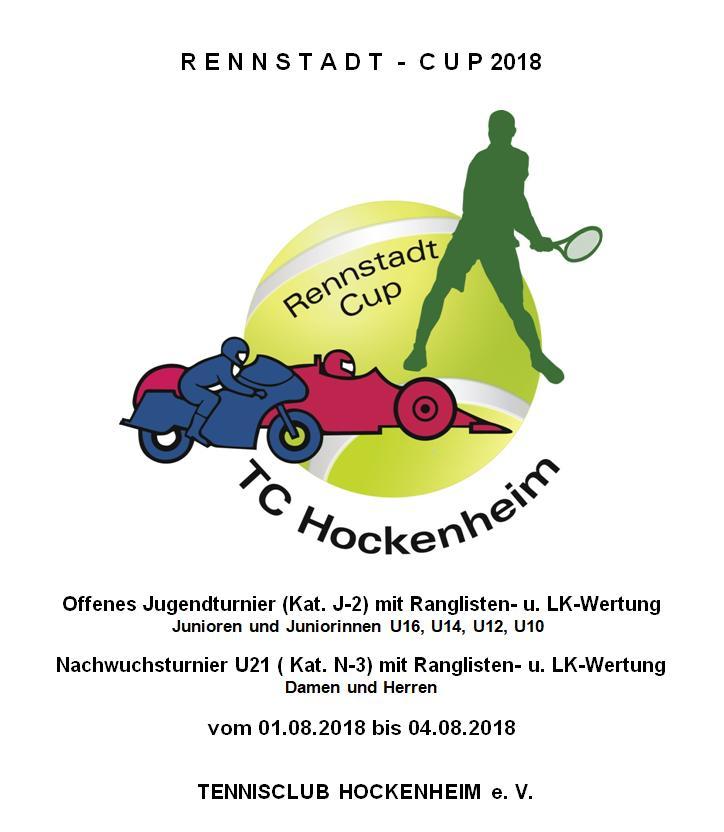 Rennstadt Cup 2018