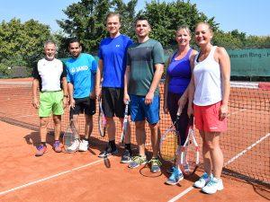 tennis Xpress – Tennis für Erwachsene 2018