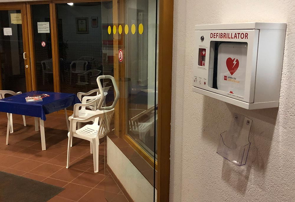 Bild Defibrillator TCH 2019