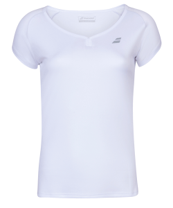 Bild Play Cap Sleeve Top White