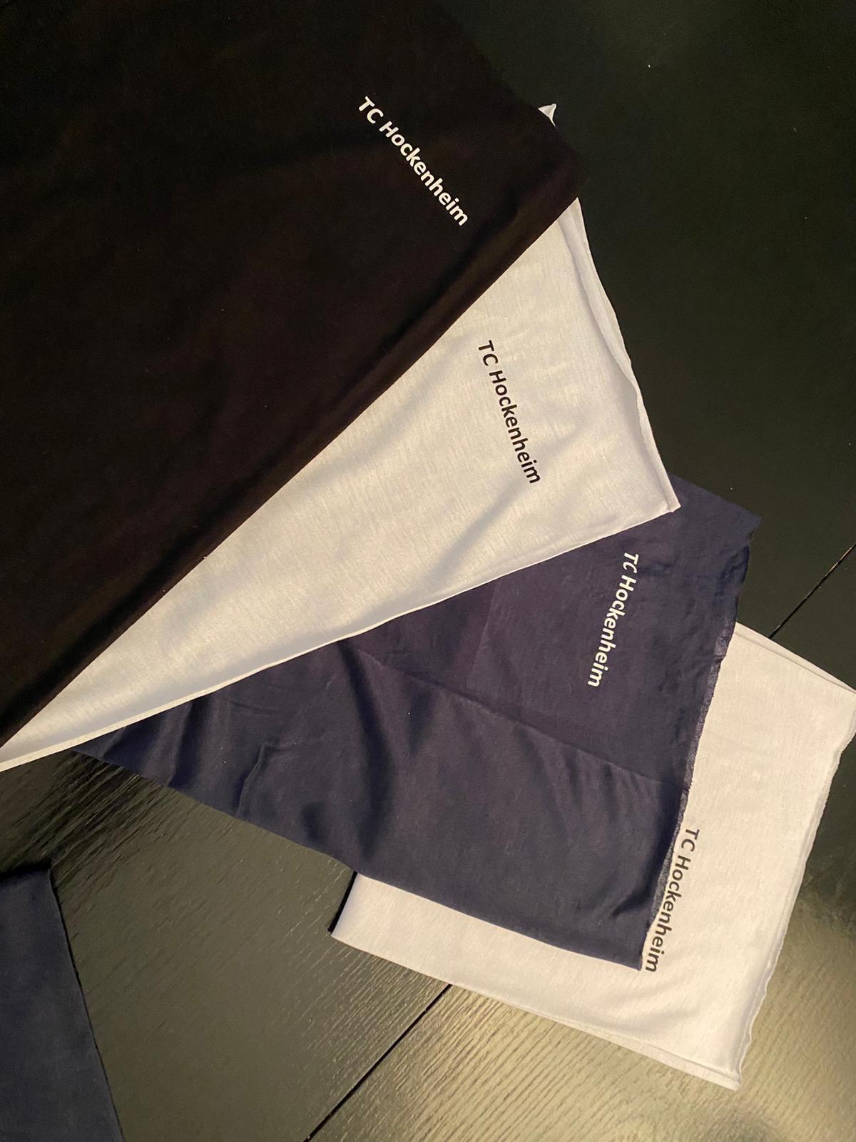 TCH Loop Schaal schwarz/weiß/blau