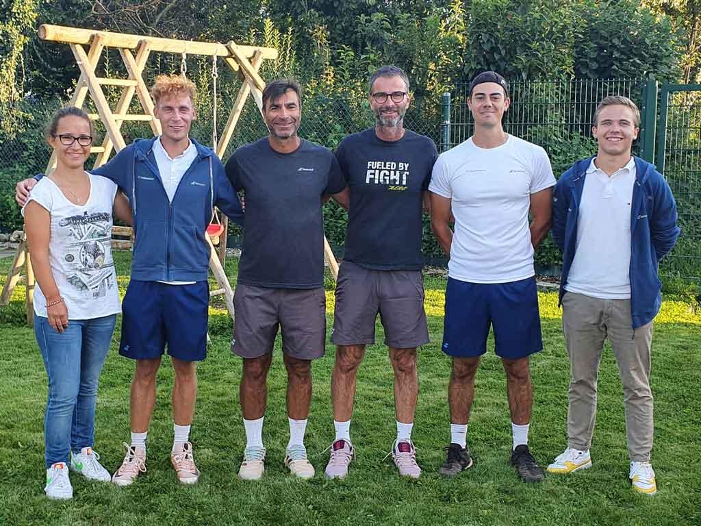 Tennisschule Marian Voinea Trainer 2021